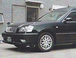 霊柩車(クラウン)のイメージ画像