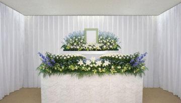 1日葬の葬儀事例の画像