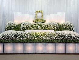 祭壇(生花)のイメージ画像