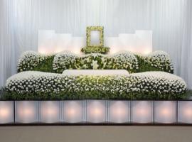 葬儀事例150万~の画像