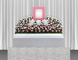 家族葬の葬儀事例の画像