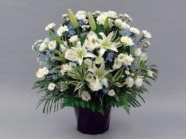 供花(2基)のイメージ画像