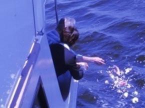海洋散骨の画像