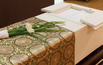 納棺のイメージ画像